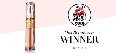 Avon ANEW Power Serum won a Latina Magazine 2016 Beauty Award! This Anti-aging…