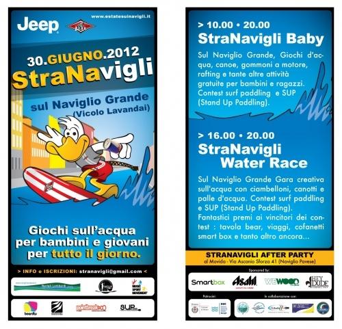 StraNavigli 2012: StraNavigli 2012: sport, divertimento e cofanetti Smartbox! #Milano #Sport #Divertimento