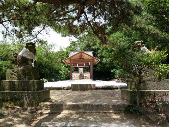 神社アート