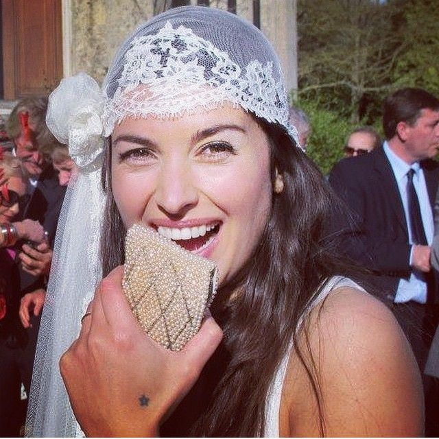 amelia warner and jamie dornan wedding wedds pinterest
