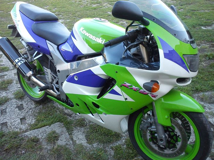 Kawasaki Ninja Zxr Windscreen
