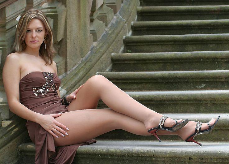 Great In Pantyhose Sheila Leggy 16