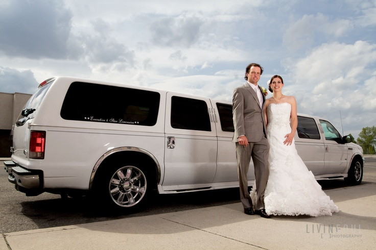 Limousine, Canada. #limo #wedding #luxury