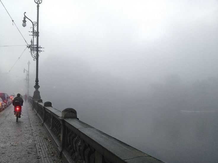 Legion Bridge, Prague, Czechia by Roman Rogner on 500px