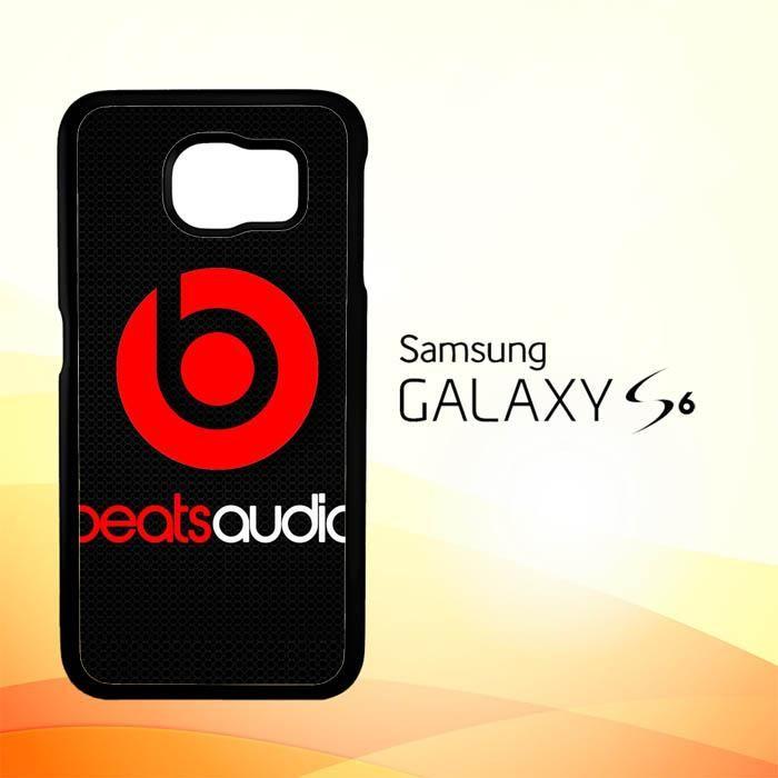beats audio X0129 Samsung Galaxy S6 Case