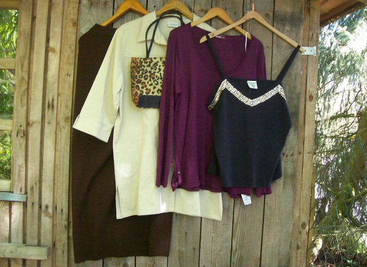 Gr.44/46 Bluse Shirt Top Rock Tasche Canda H&M Gr.46 Strickrock Pailletten Gr.XL
