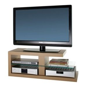 Alphason HES42 3 B TV Stand For Screens Up To 42 inch (OAK)
