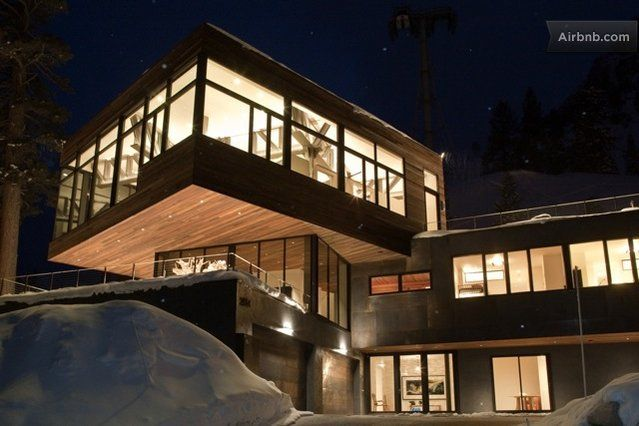 Ski House At Squaw in Squaw Valley
