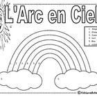 A wonderful Rainbow for students to colour.  Reinforces the knowledge of French colours.  ALL in FRENCH!...