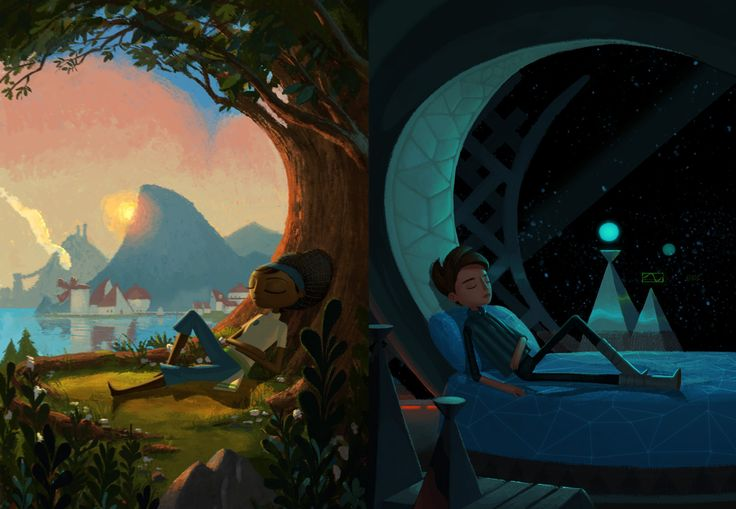 Broken Age Part 1: Adorable graphics and an original story combined into a witty and heartwarming tale, all about the things brave hearts can accomplish. Love it!