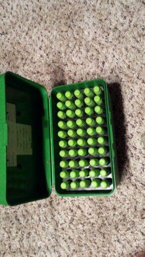 Nerf zombie darts fit in plastic cade gard for shotgun bullets