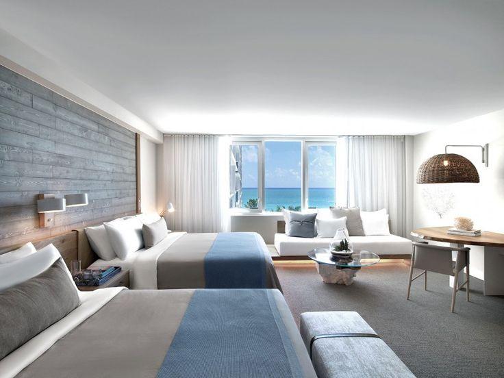 1 Hotel South Beach by Meyer Davis Studio Inc. 17 best ideas about Hotel Bedroom Design on Pinterest   Hotel