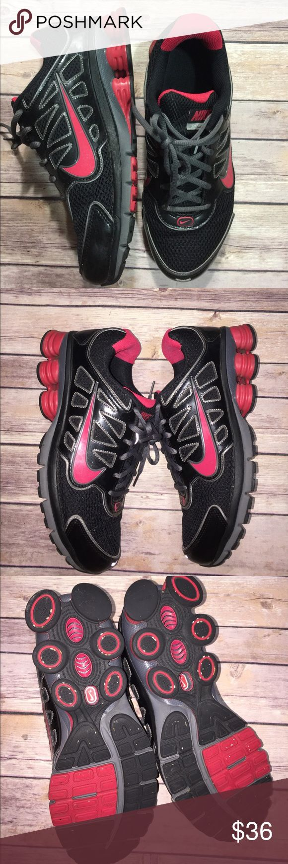 Nike shock shoes Good condition Nike Shoes Sneakers