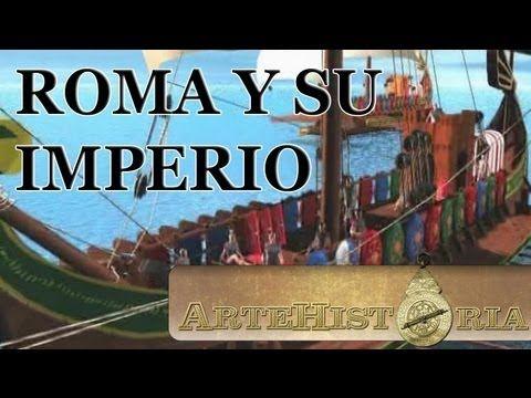 La Antigua Roma - YouTube