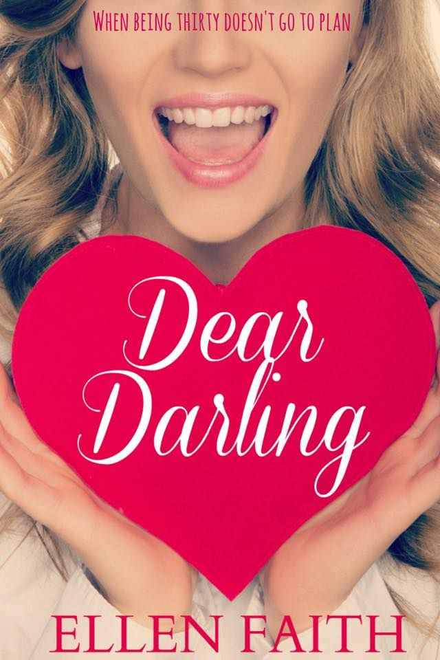 Dear Darling Cover Reveal