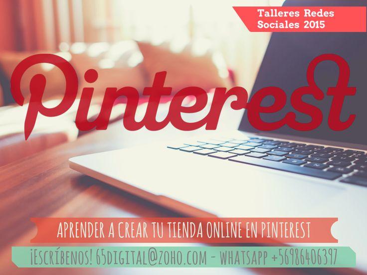 Te invitamos a ser parte de nuestros talleres personalizados para empresa y emprendedores. Este año seguimos facilitando el TALLER DE PINTEREST PARA EMPRESAS Y EMPRENDEDORES. Aprende desde cero a construir tu página de negocio en Pinterest. ¡Conversemos, entérate de los requisitos y contenidos! Escríbenos: 65digital@zoho.com   #Pinterest #socialmedia #tallerderedessociales #empresas #Chile #65Digital