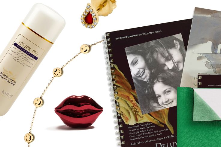 Designer Alison Lou's favorite things   Departures Magazine -- TONYMOLY Kiss Kiss Lip Balm
