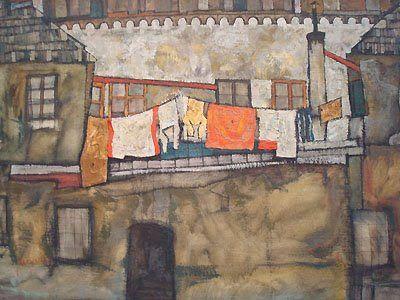 Fine Art by Kelly Borsheim: Egon Schiele Leopold Museum Vienna