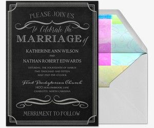 Free Online Wedding Invitations And Wedding Shower Invites