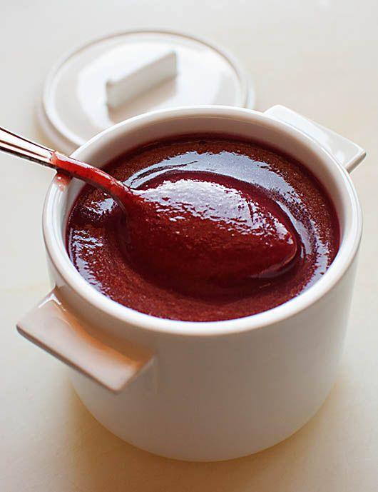 Gazpacho de cerezas, sopas frías con Thermomix « Trucos de cocina Thermomix
