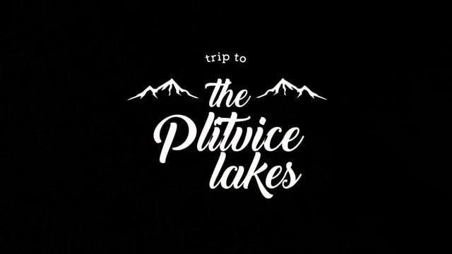 Un video diario di un viaggio fotografico al Plitvice Lakes National Park in Croazia  A video diary of a photographic trip to Plitvice Lakes National Park in Croatia