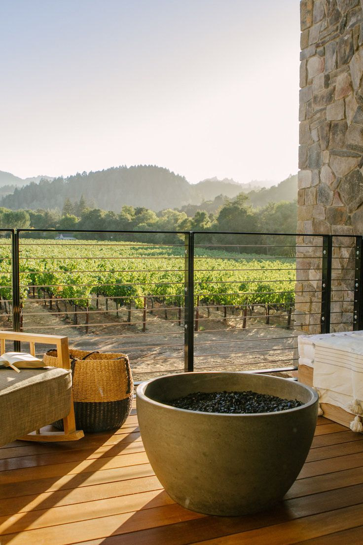 Las Alcobas A Luxury Collection Hotel Napa Valley St Helena California