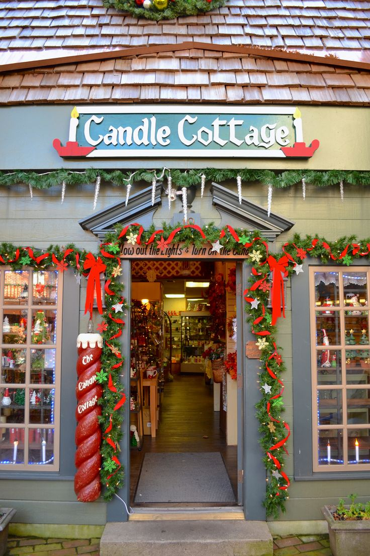 Candle Cottage - Located in the Village in Gatlinburg, Tennessee.