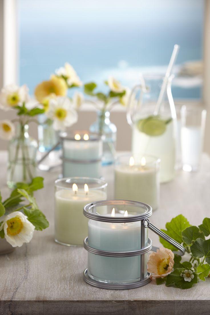 Wszystko kwitnie i pachnie :) #partylite #spring