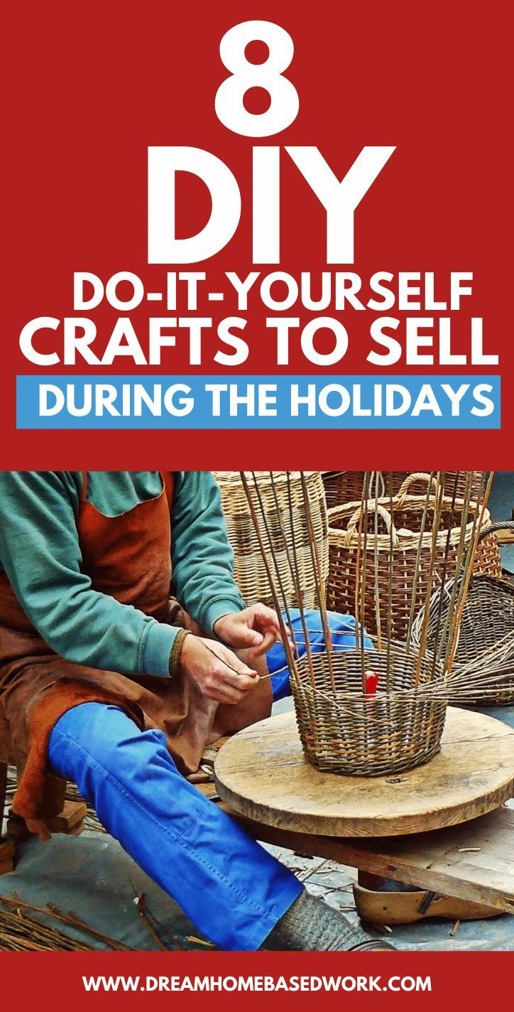 Best DIY Homemade Crafts To Sell During The Holidays for