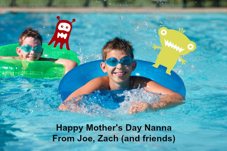Give older kids access to an app like #PicMonkey to get some fun images to send for Mother's Day.  Sending them via #PhotoMambo will let Grandma enjoy them day after day.  #mothersday #mothersdaygift #mothersdayphoto