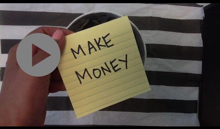 make money starting with zero dollars