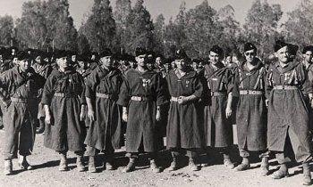Armée d'Afrique - Chant des Goums marocains !
