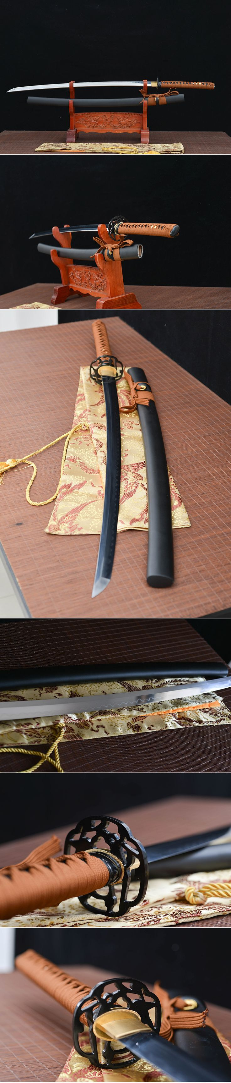 The beautiful katana