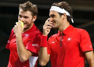 Blog Esportivo do Suíço:  Federer e Wawrinka ficam fora da Copa Davis contra os Estados Unidos