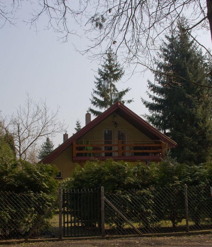 balkon projekt Okruszek #dom #projekt #budowa