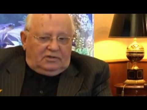 Горбачев - Путин браток из 90-х, его не выбирали он захватил власть [01/...
