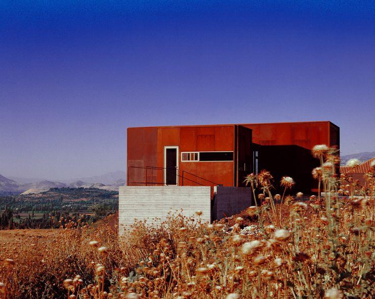 Gallery of La Reserva House / Sebastian Irarrazaval - 9