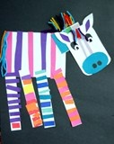 Silly Zebras: focus on lines