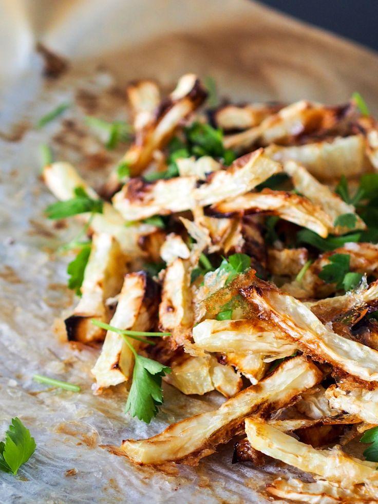 Lavkarbo pommes frittes med kun 19 kalorier! - Fitfocuse