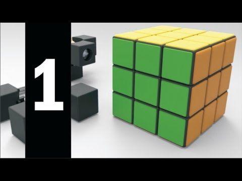 Tutorial Rhino 3D | Rhino 5 Full | Modelar el Cubo de Rubik en Rhinocero...