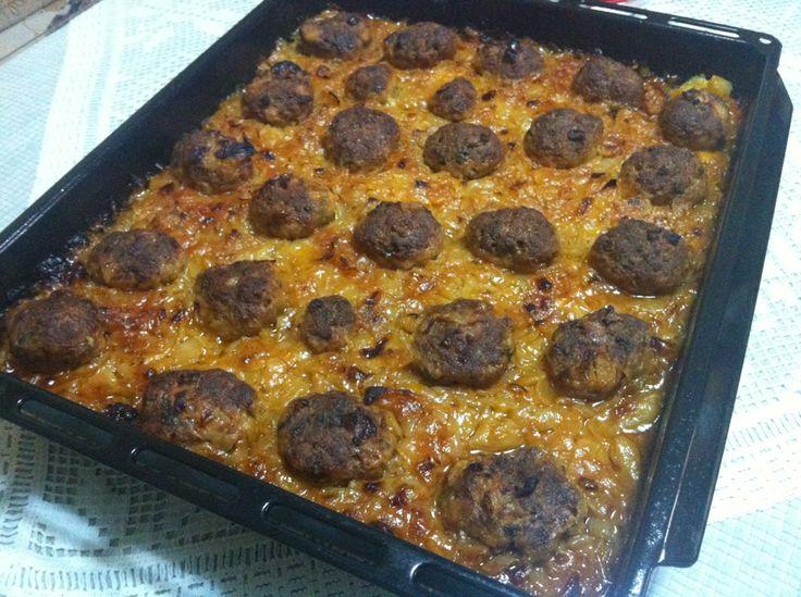 Η παραδοσιακή Συνταγή της Ημέρας: Κεφτέδες με κρεμμύδια! | Kozani Media