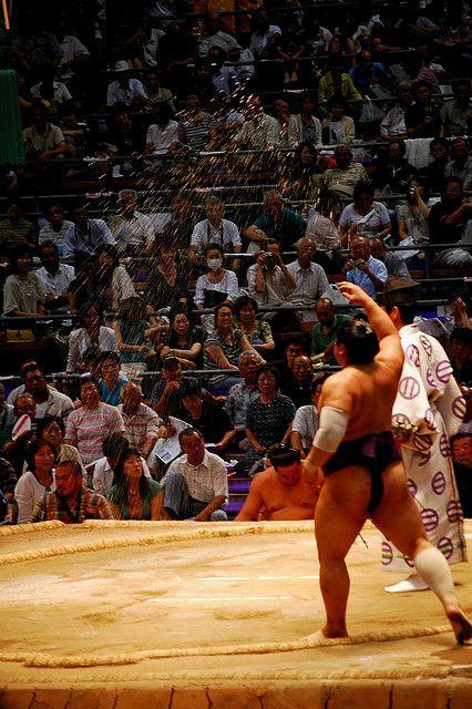 Sumo Wrestler - Japan