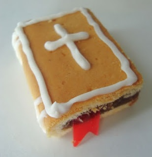Bible snacks