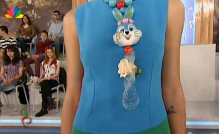 """The Elixir Collection featured @ """"Mila"""" TV show Vassilis Zoulias spring – summer collection & P.Kondylatos accessories as seen at Madwalk. See the full show here: https://www.youtube.com/watch?v=IvHeMiEACJU"""