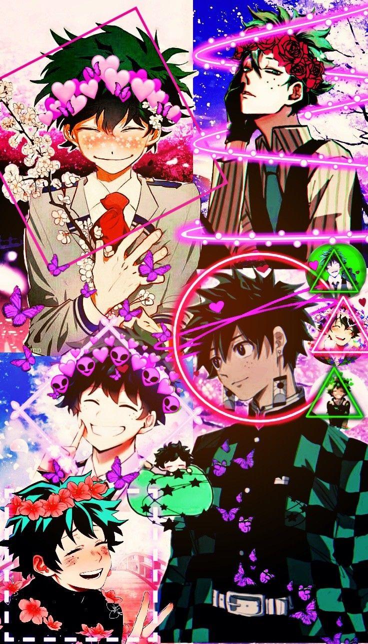 Izuku Midoriya Deku Boku No Hero Academia Wallpaper Deku Boku No Hero Wallpaper Boku No Hero Academia