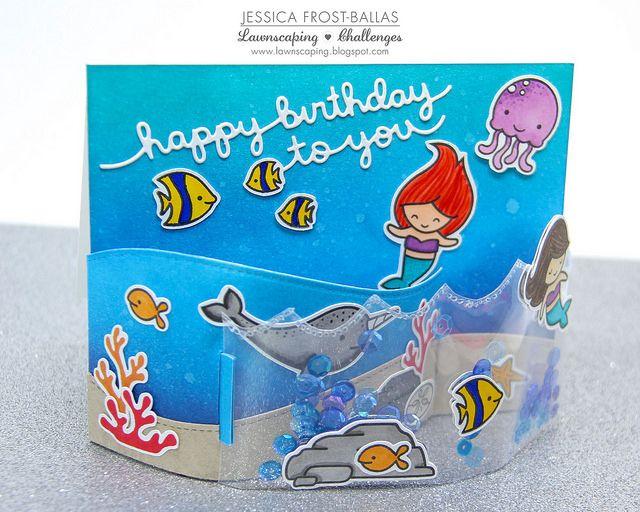 Underwater Bendi Card | Flickr - Photo Sharing!