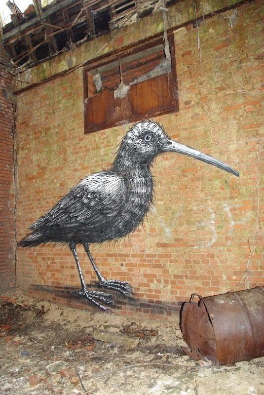 Dieren street art 13