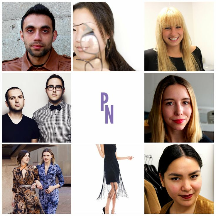Our Fall/Winter 2013 Roster of Canada's Top Emerging Designers.