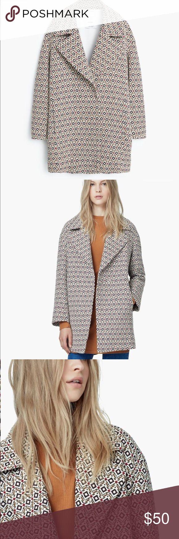 Mango coat Size Xxs Mango Jackets & Coats Trench Coats