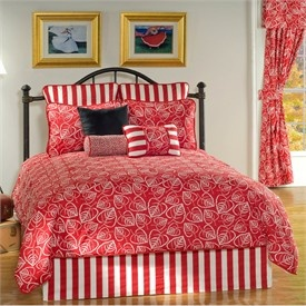 57 Best Images About Red Blue Bedding On Pinterest Guest